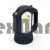 SS-5805 Ручной, Аккумуляторный LED+COB  Фонарь