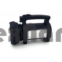 SS-5918 Ручной, Аккумуляторный LED+COB  Фонарь