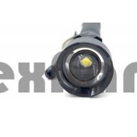 H-632-P50 Ручной аккумуляторный фонарь с зумом