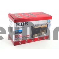 RS-660BT Радиоприемник с SD+USB+Bluetooth (С солнечной панелью)