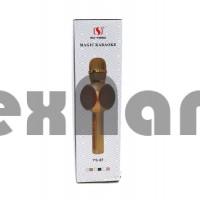 YS-67 Беспроводной караоке микрофон USB/SD/Bluetooth