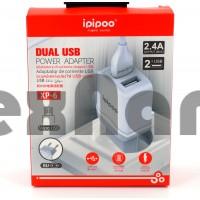 XP-6 iPiPoo 2 USB 2.4A Блок питания + USB кабель Android ( быстрая зарядка)