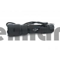 HQ-708-T6 Аккумуляторный ручной фонарь, с выносной кнопкой