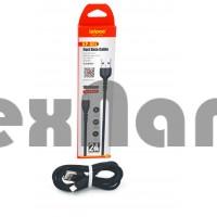 KP-88L USB Кабель iPhone 5/6/7/8 iPiPoo 2.4A 1000mm