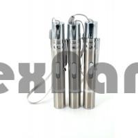 NGY-9127 Аккумуляторный Фонарик,брелок 5 в1 Лазер+фигурки/Луч/Ультрафиолет/ Заряжается от USB