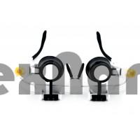 NO.9892RD Лупа очки бинокулярная с LED подсветкой 6x,9х,10х,16х,25х