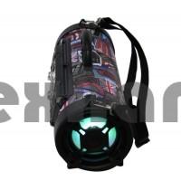 CH-M17 Бумбокс Колонка сBluetooth/FM/SD/USB