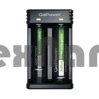 З/У для аккумуляторов GoPower LiCharger 4 Ni-MH/Ni-Cd/Li-ion/IMR 2 слота