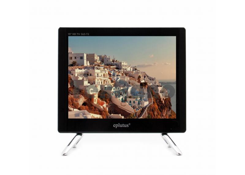 """EP-156T DVB-T2 """"15"""" Телевизор с цифровым тюнером"""
