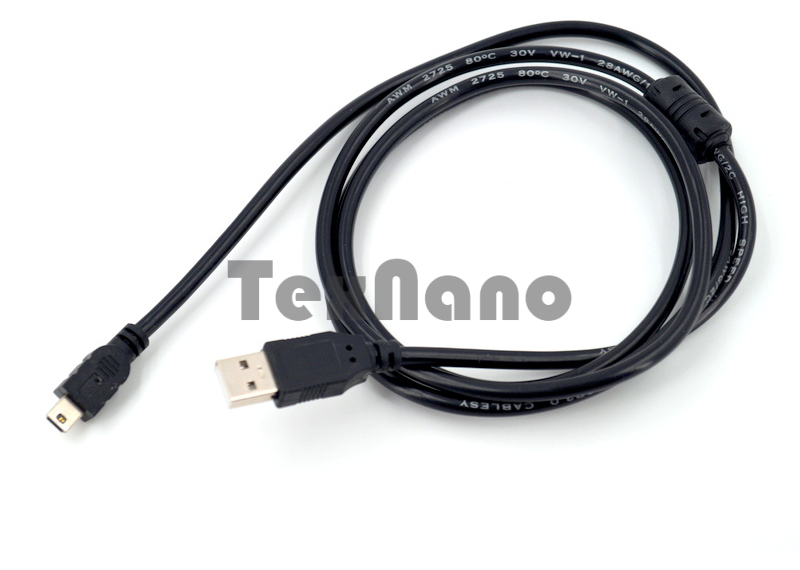 USB Кабель мини USB длина 1500mm