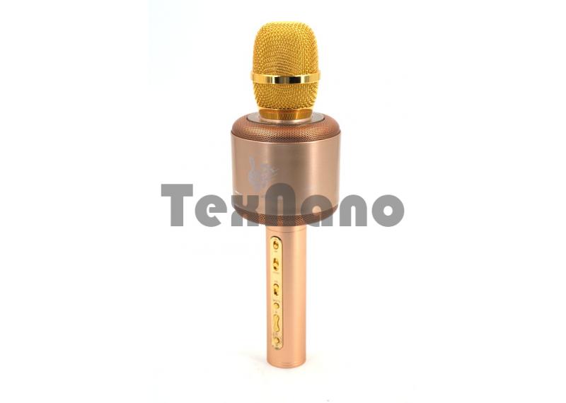 JY-54 Беспроводной караоке микрофон USB/SD/Bluetooth
