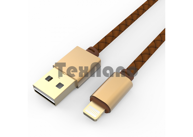 "LS25 ""LDNIO"" USB кабель  iPhone 5/6/7,1200mm"