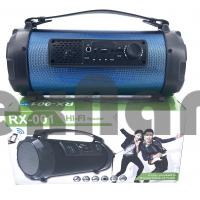 RX-001 Бумбокс Колонка сBluetooth/FM/SD/USB/LED