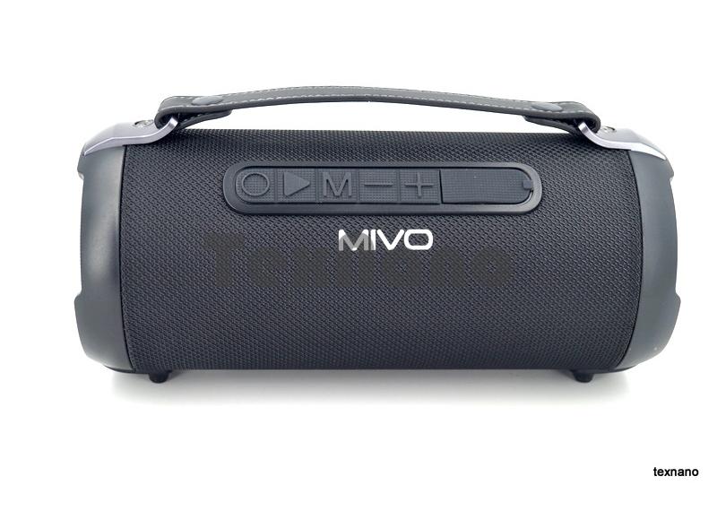 "M08 ""MIVO"" Колонка с USB+SD+радио+Bluetooth"