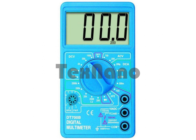 DT-700B Мультиметр