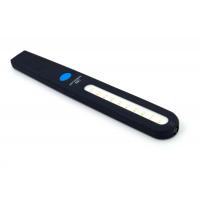 W555 Аккумуляторная лампа на магните, с индикатором зарядки 10 LED+1 LED/Три режима свечения