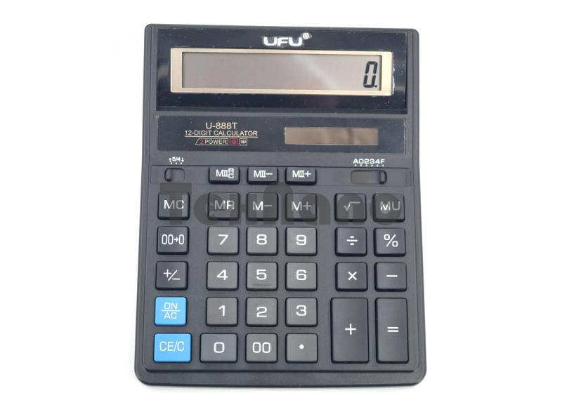 SDC-888T-II Калькулятор 12-ти разрядный