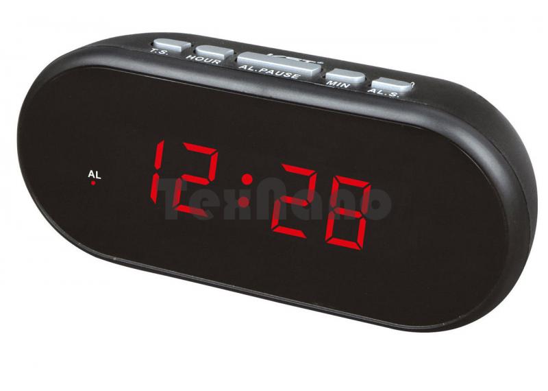 VST-712-1Электронные сетевые часы