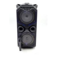 BT-1819 Колонка с USB+SD+радио+Bluetooth/ Микрофон в комплекте