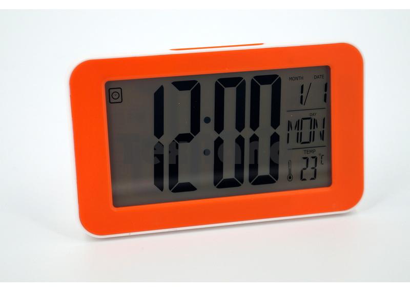 KD-1828 Часы настольные электронные/Будильник/ подсветка