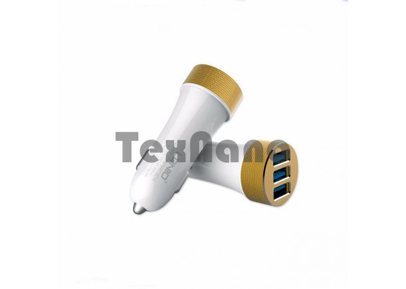 "DL-C50 ""LDNIO"" Зарядное устройство 3USB 5.1A + USB cable iPhone 5/6/7"