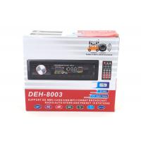 DEH-8003 Магнитола со съемной панелью/ USB+AUX+Радио