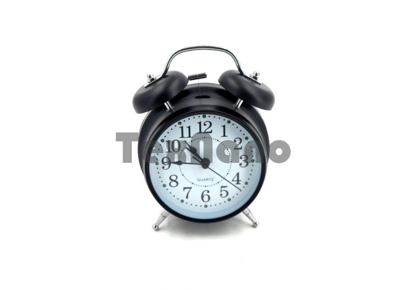 NO.4010 Будильник кварцевый ( Большой)