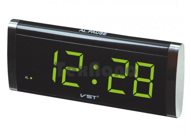 VST-730-2 Электронные сетевые часы