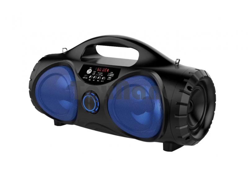 ZQS-4215 Колонка с USB+SD+радио+Bluetooth