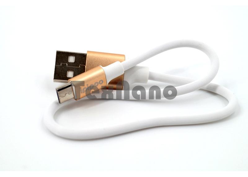 KP-14 USB Кабель Android/micro  Короткий 30см iPiPoo