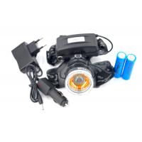 T619-T6 Аккумуляторный налобный фонарь