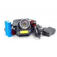 BL-T929A-T6 Аккумуляторный налобный фонарь COB+LED