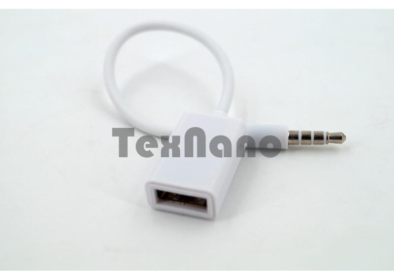 AUX( Джек 3.5) на USB/ Переходник