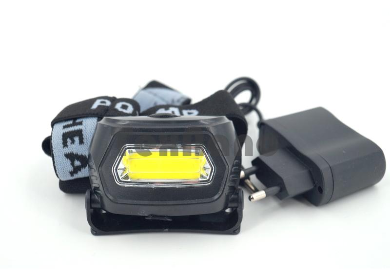 YT-1243 Аккумуляторный налобный фонарик