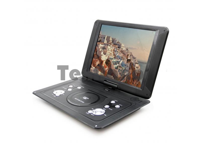 DVD-LS140T2 Портативный DVD плеер с цифровым тюнером. Экран: 15''