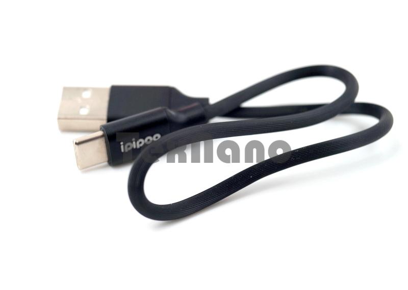 KP-13 USB Кабель Type-C  Короткий 30см iPiPoo