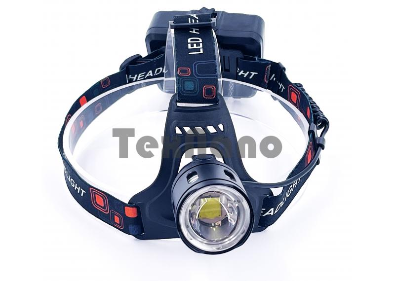 FA-T30-P90 Аккумуляторный налобный фонарь с зумом