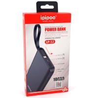 LP-12 iPiPoo Power Bank 1 USB/LED 10000mAh