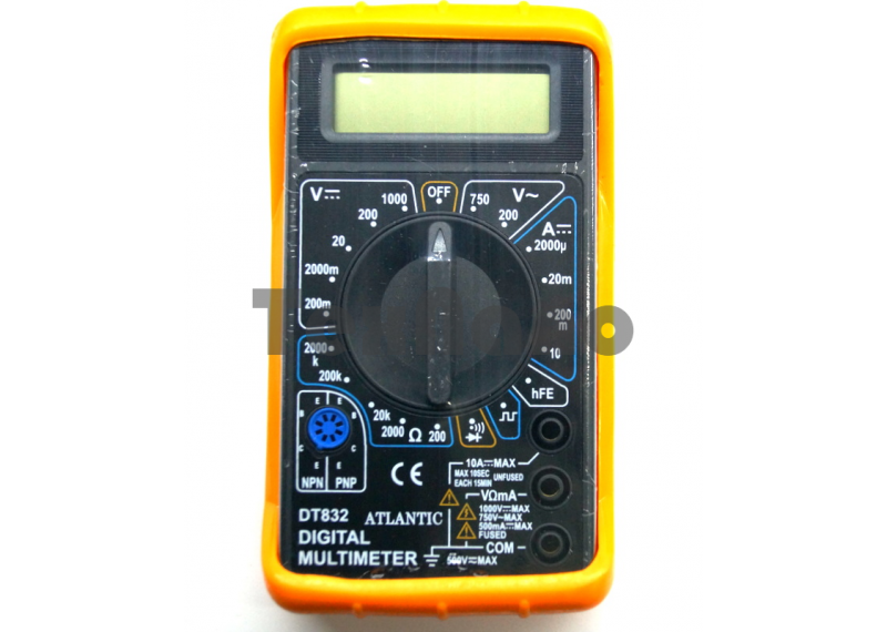 DT-832 В чехле. Мультиметр