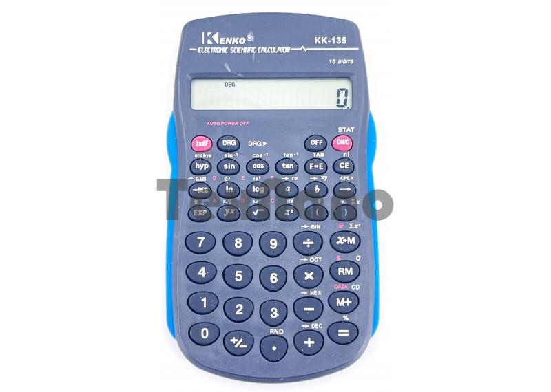 KK-135 Инженерный 10-ти разрядный калькулятор