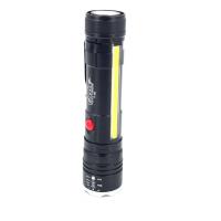 NO.10863-21 Лупа прямоугольная LED+COB подсветка