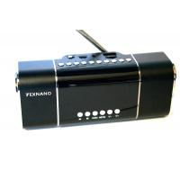 "TE-91 Радиоприемник с USB проигрывателем ""TEXNANO"""