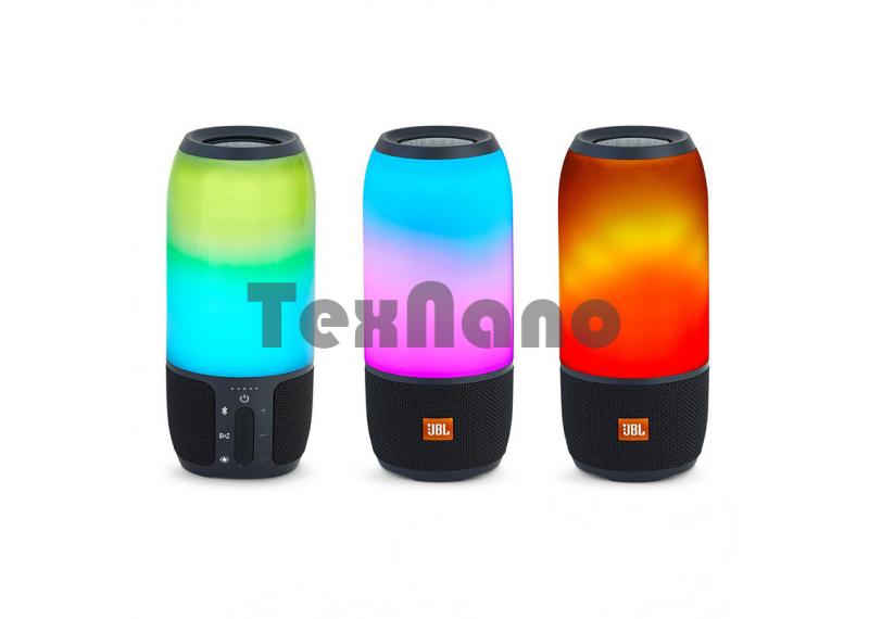 UBL L3 Pulse Колонка с Bluetooth, USB/SD ( Динамическая подсветка)