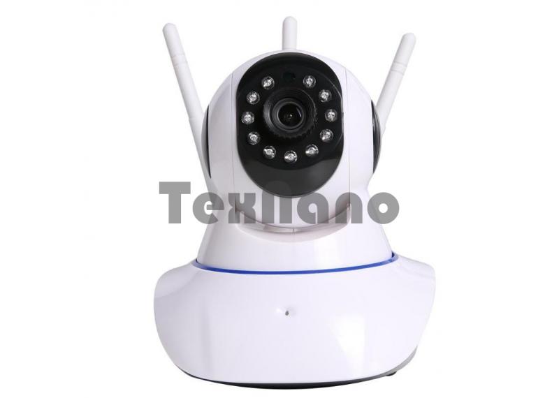 Q11 Поворотная IP WiFi Камера, три антенны  ( Видео няня)