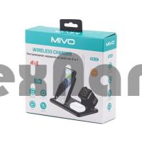 MW-04 Mivo Беспроводное зарядное устройство 4в1