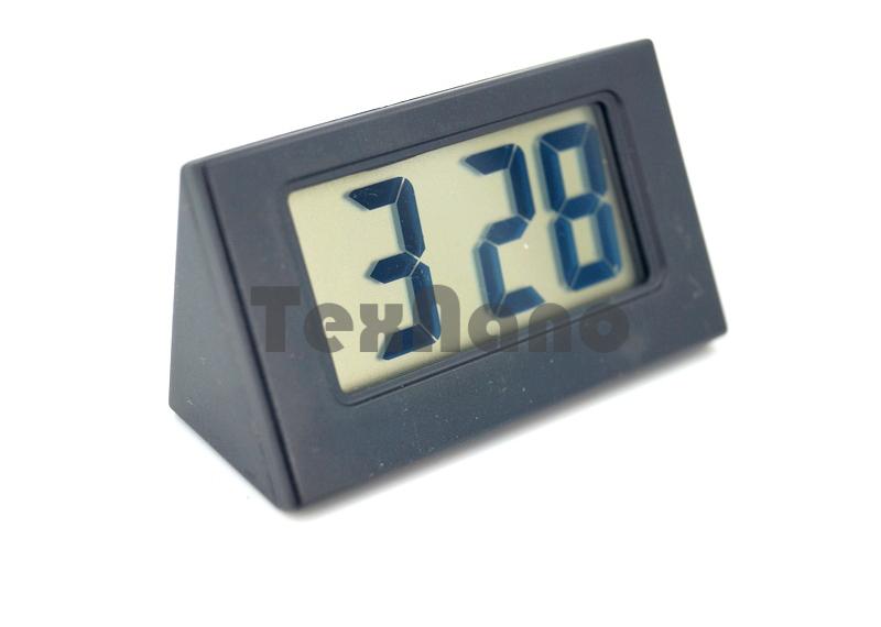 NG-308 Автомобильные часы/ с датой на липучке