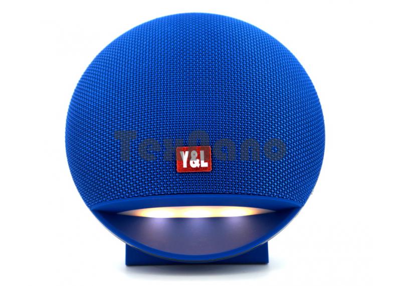 C2 Bluetooth колонка SD/USB/радио/ Светильник LED