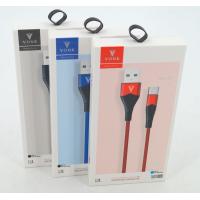 """V-07 USB Кабель TYPE-S """"VONK"""" 2.4A /1000mm"""