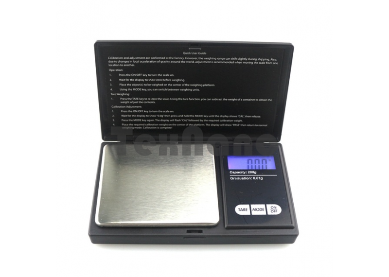 ML-016 200гр. 0.01г. Весы для золота