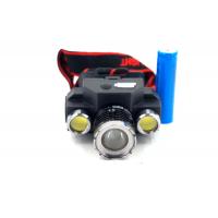 BL-607-T6 Аккумуляторный налобный фонарь с зумом